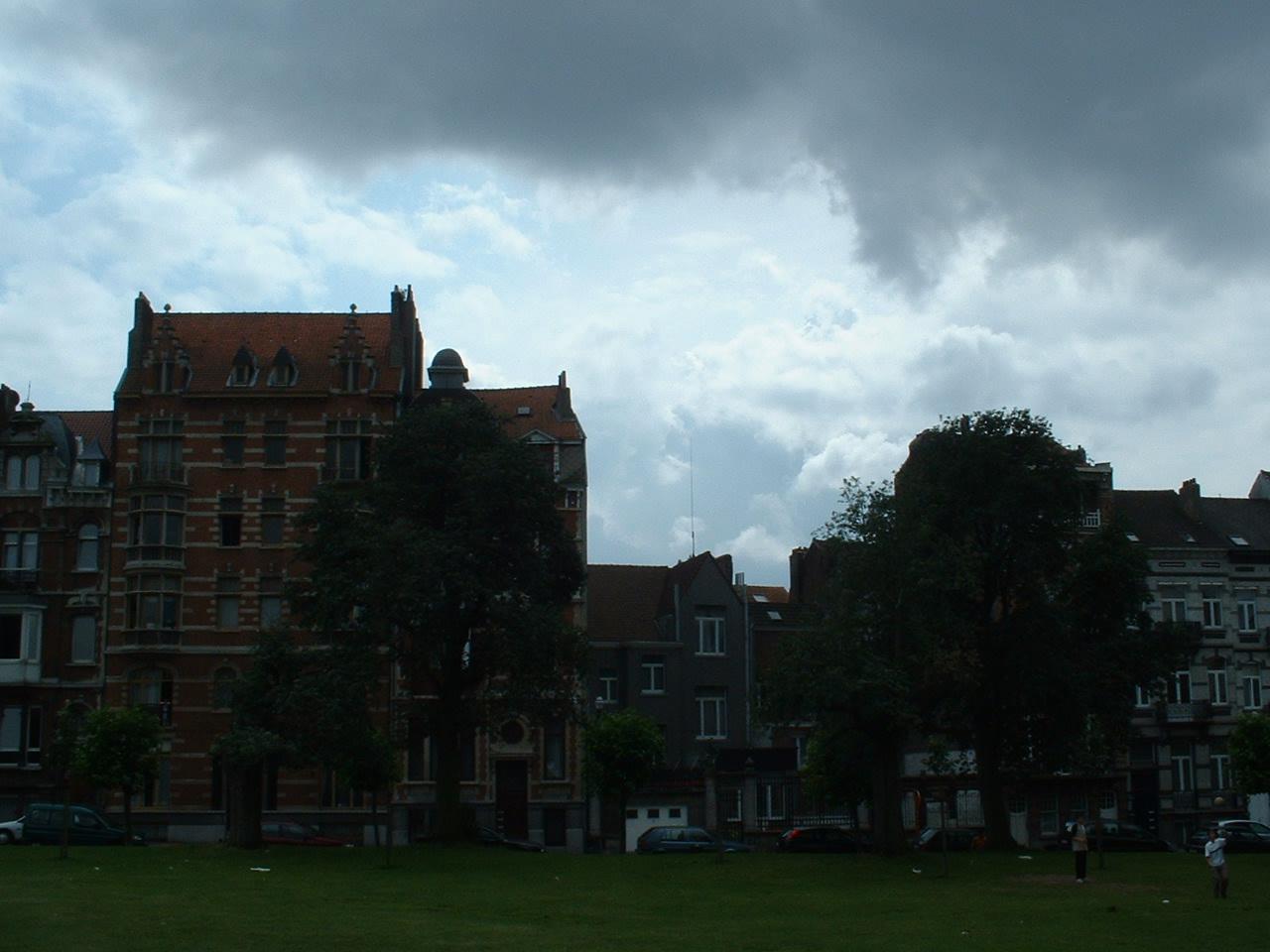 Sorbier de Scandinavie – Schaerbeek, Avenue Louis Bertrand –  09 Juillet 2002