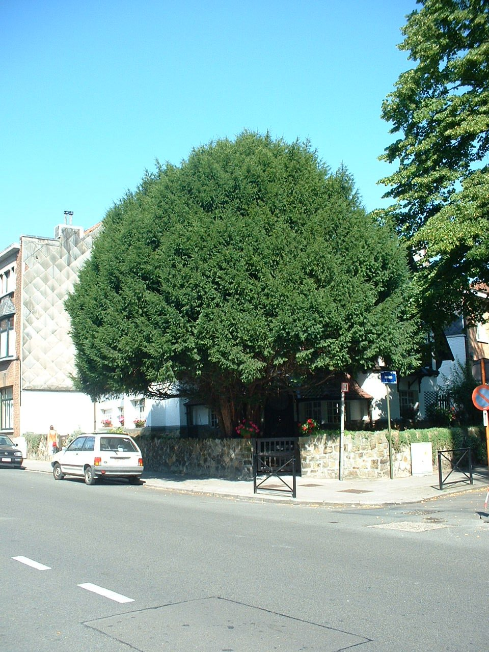 If commun – Uccle, Rue Edith Cavell, 148 –  31 Août 2005