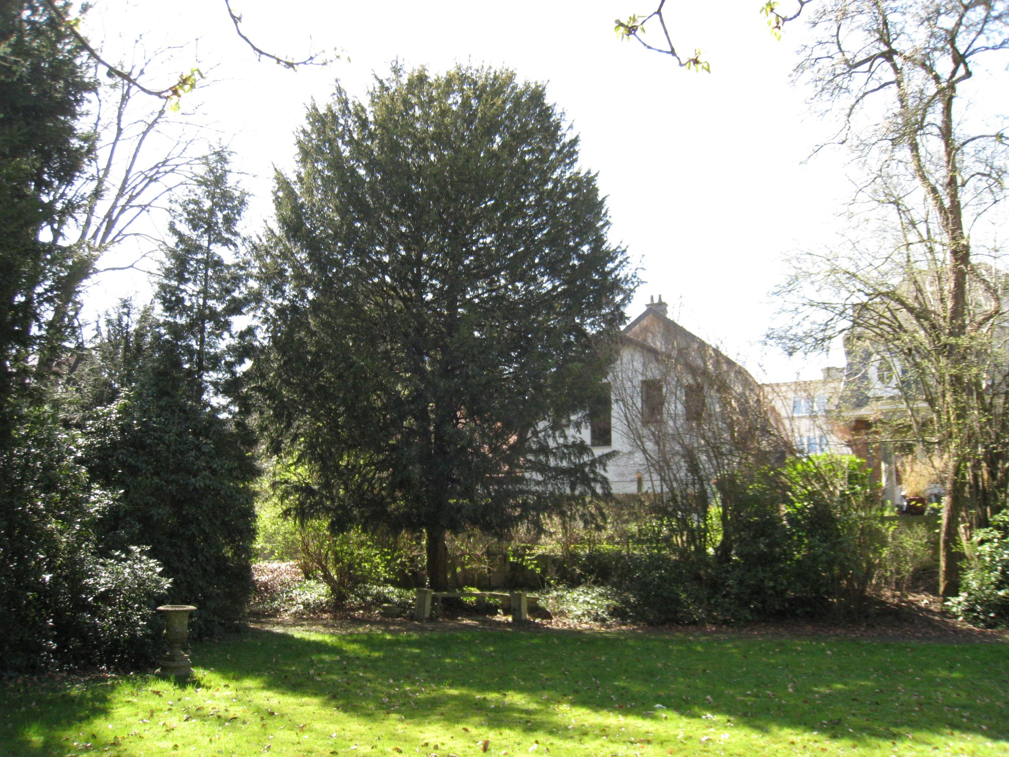 If commun – Woluwé-Saint-Lambert, Avenue Marie-José, 127 –  26 Mars 2012